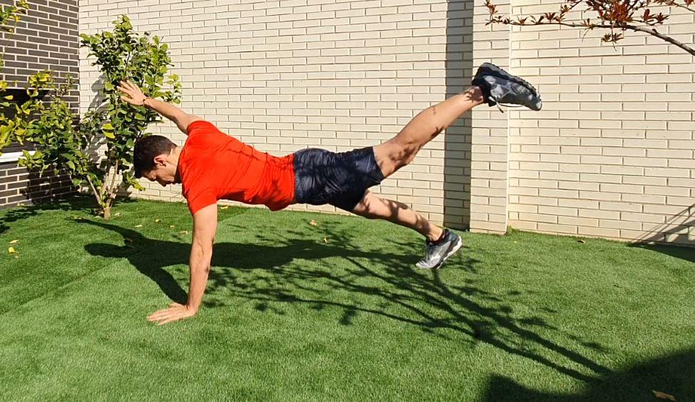 Yo entreno en casa / Día 18: entrenamiento fuerza y salud corporal