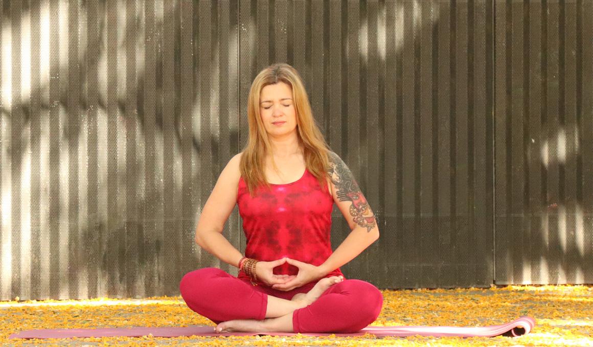 Empezar a meditar de forma sencilla con Alicia Beltrán