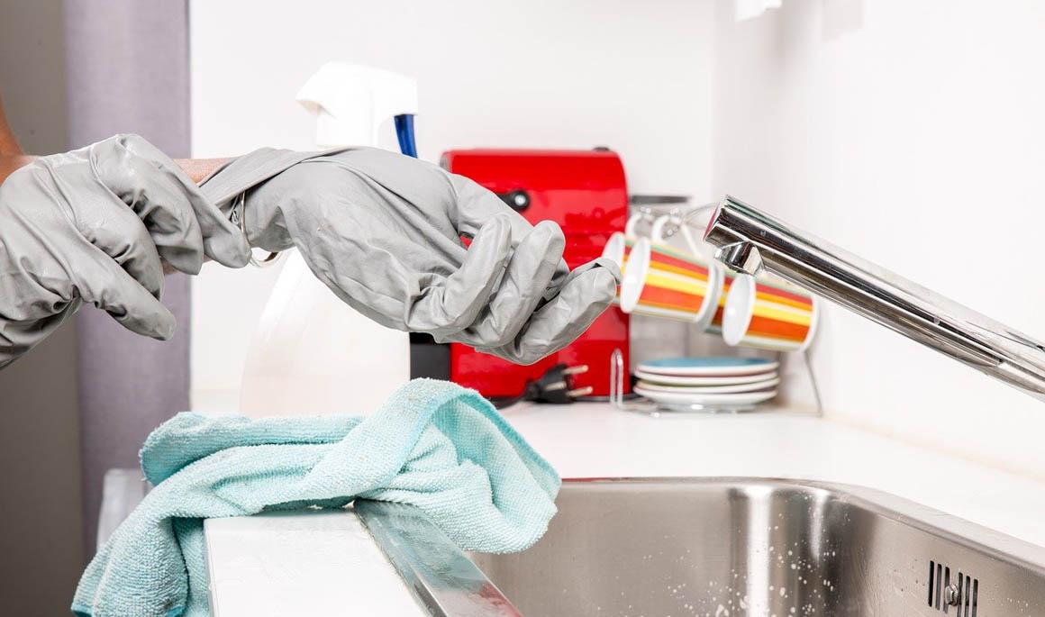 Los consejos de la desinfección: ir y venir de la compra