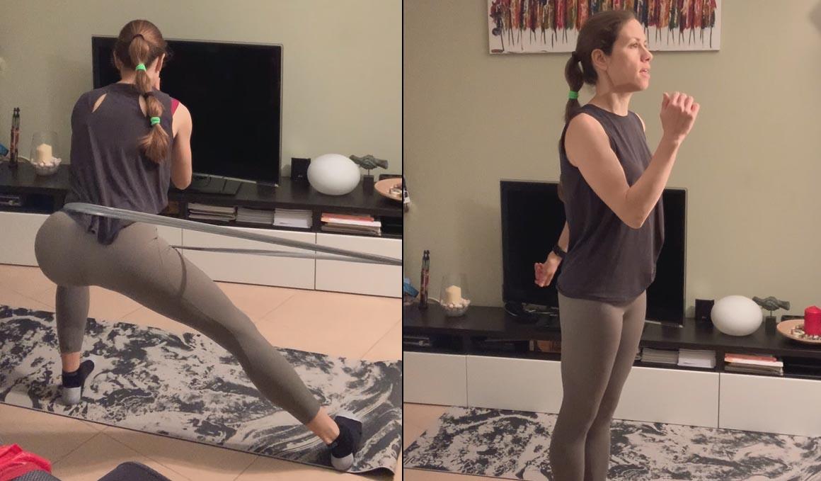 El entrenamiento más completo para corredores que puedes hacer en casa