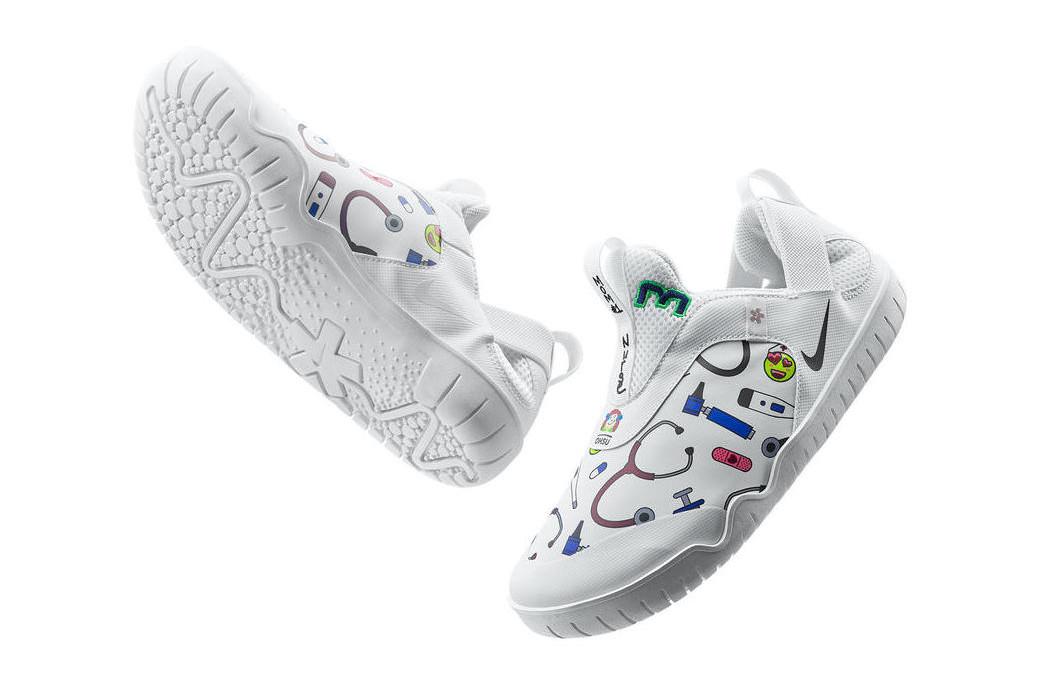 Señores de Nike, ¿y una edición especial de las Zoom Pulse en homenaje a la lucha de los médicos frente al coronavirus?