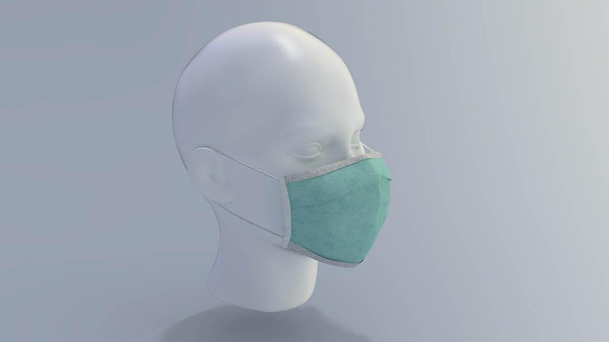 ¿Se puede desinfectar y reutilizar una mascarilla?