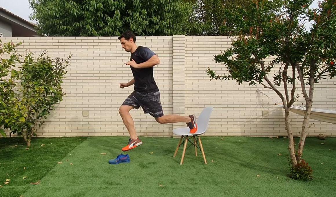 Yo entreno en casa / Día 45: Entrenamiento para correr