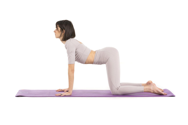 Yoga on line para estar más Fit