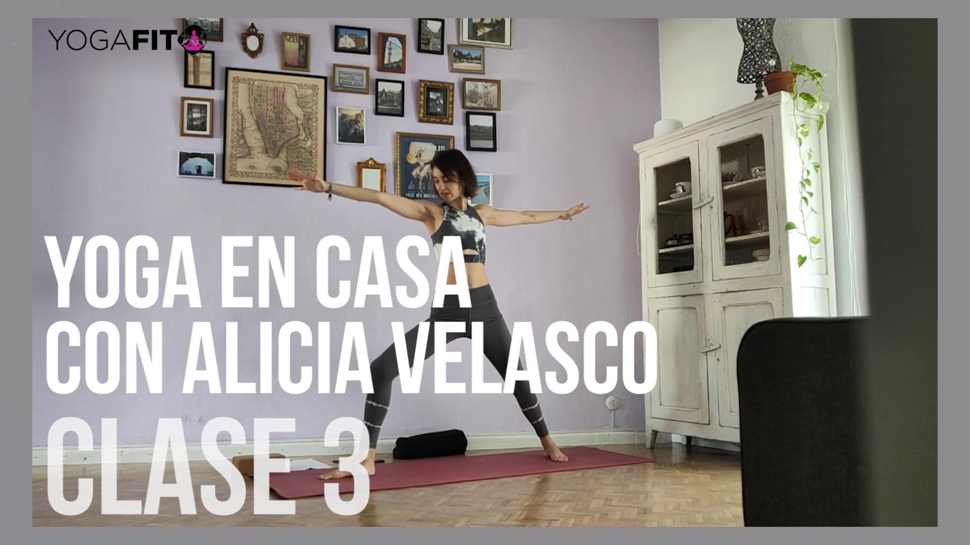 El vídeo de yoga  que complementa tu regreso a los entrenamientos