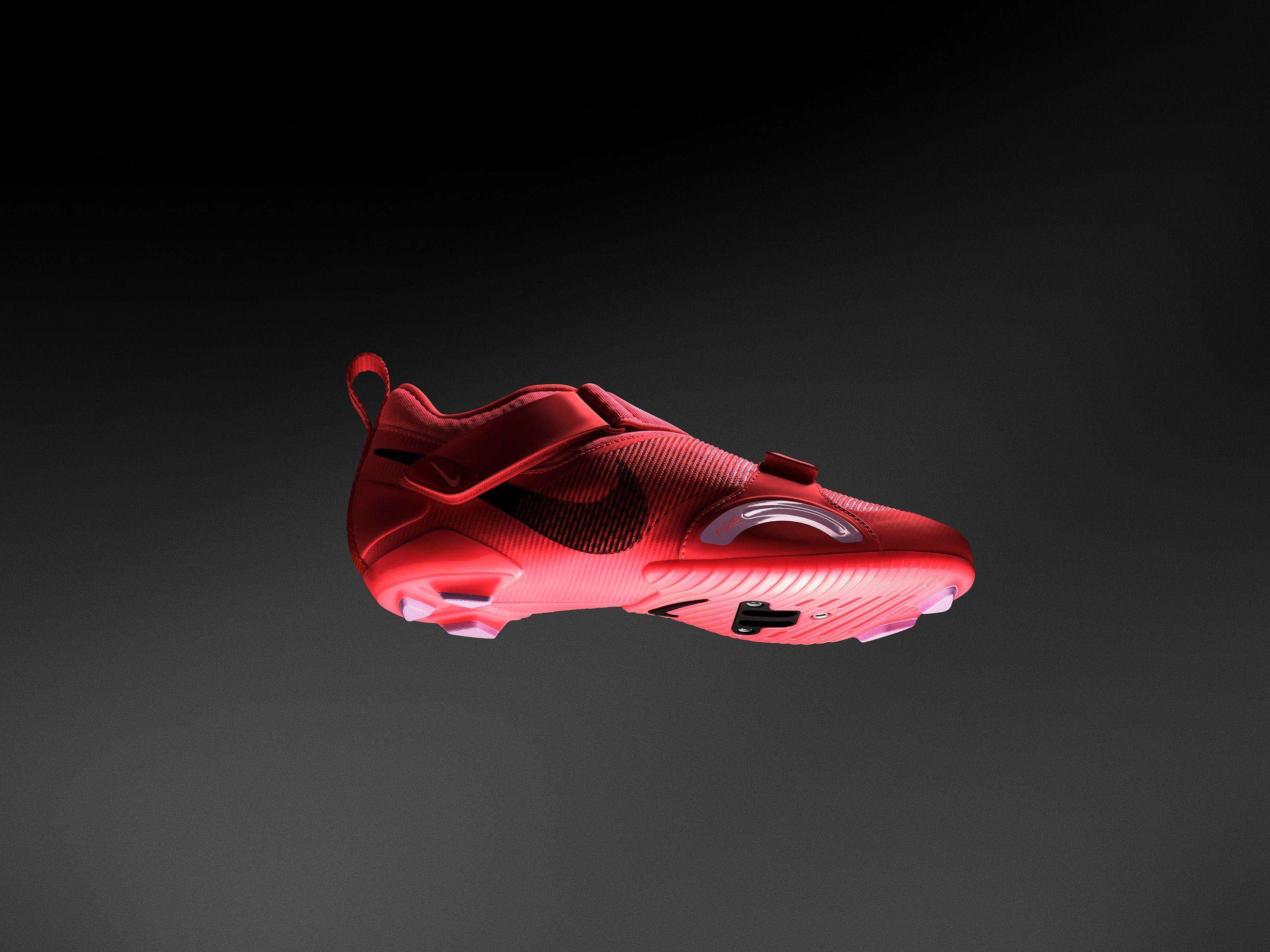 La nueva zapatilla de cicloindoor de Nike