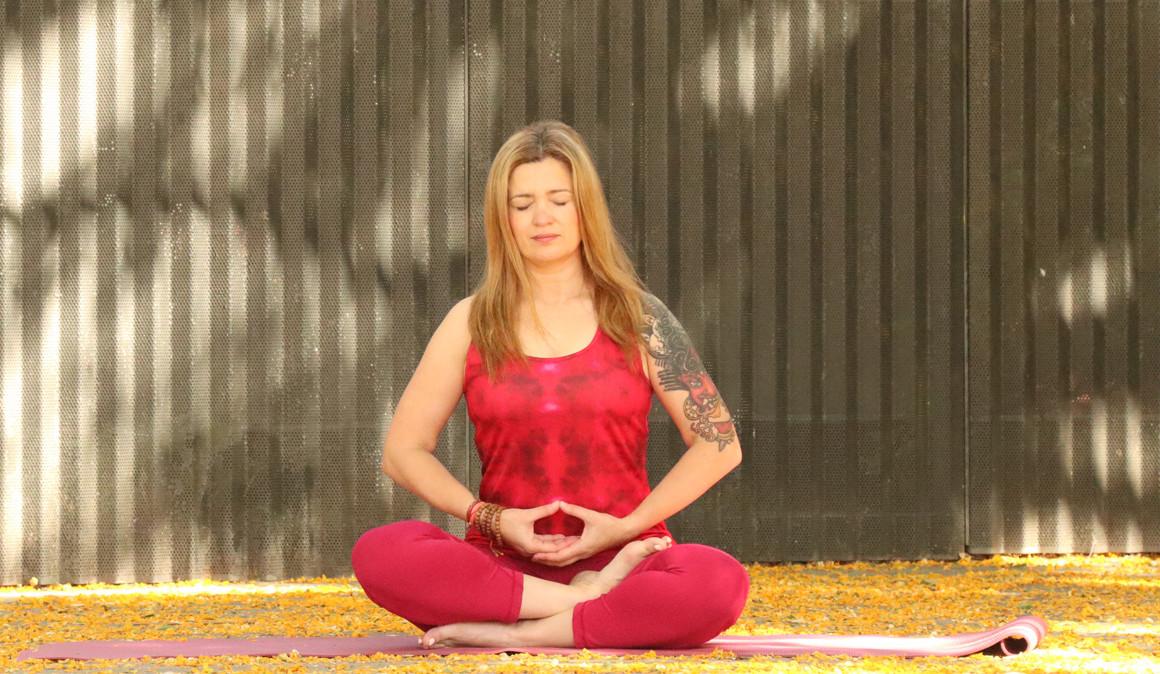 Clases regulares de Yoga y Meditación con Alicia Beltrán vía online por Zoom