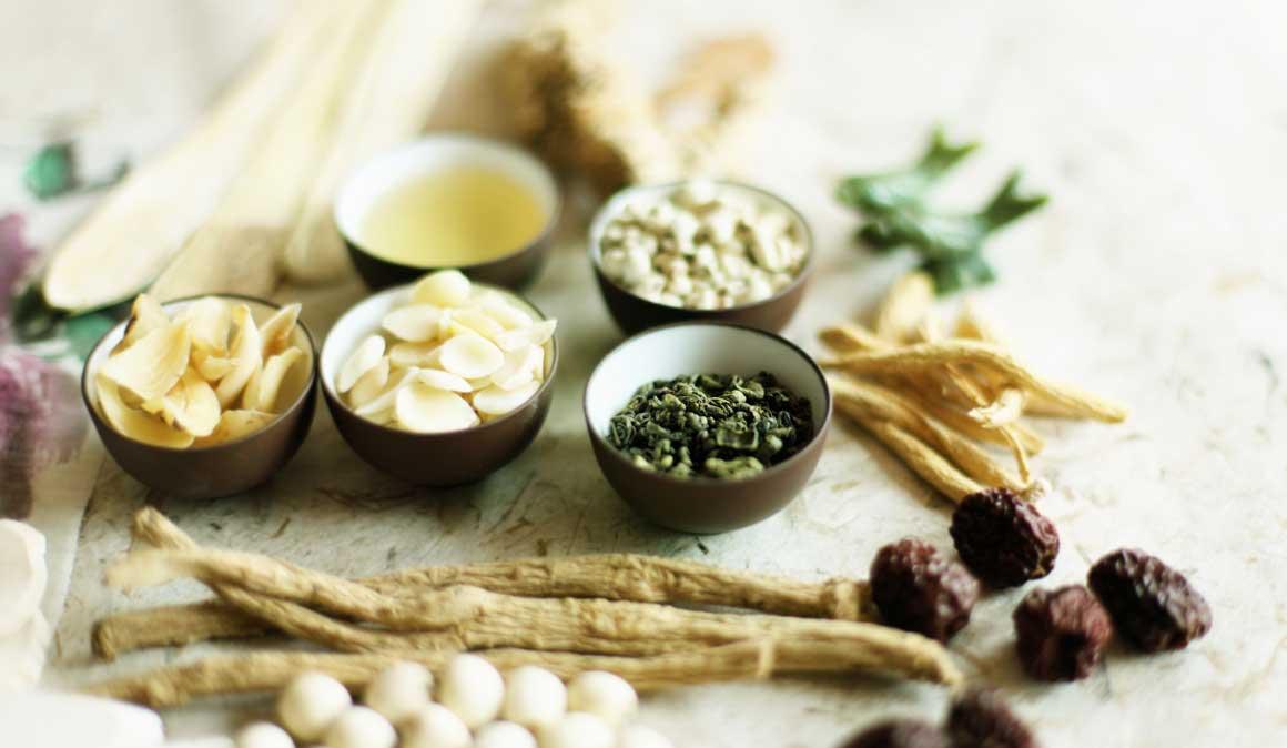 Ginseng y ginkgo, dos superalimentos para la salud y el rendimiento