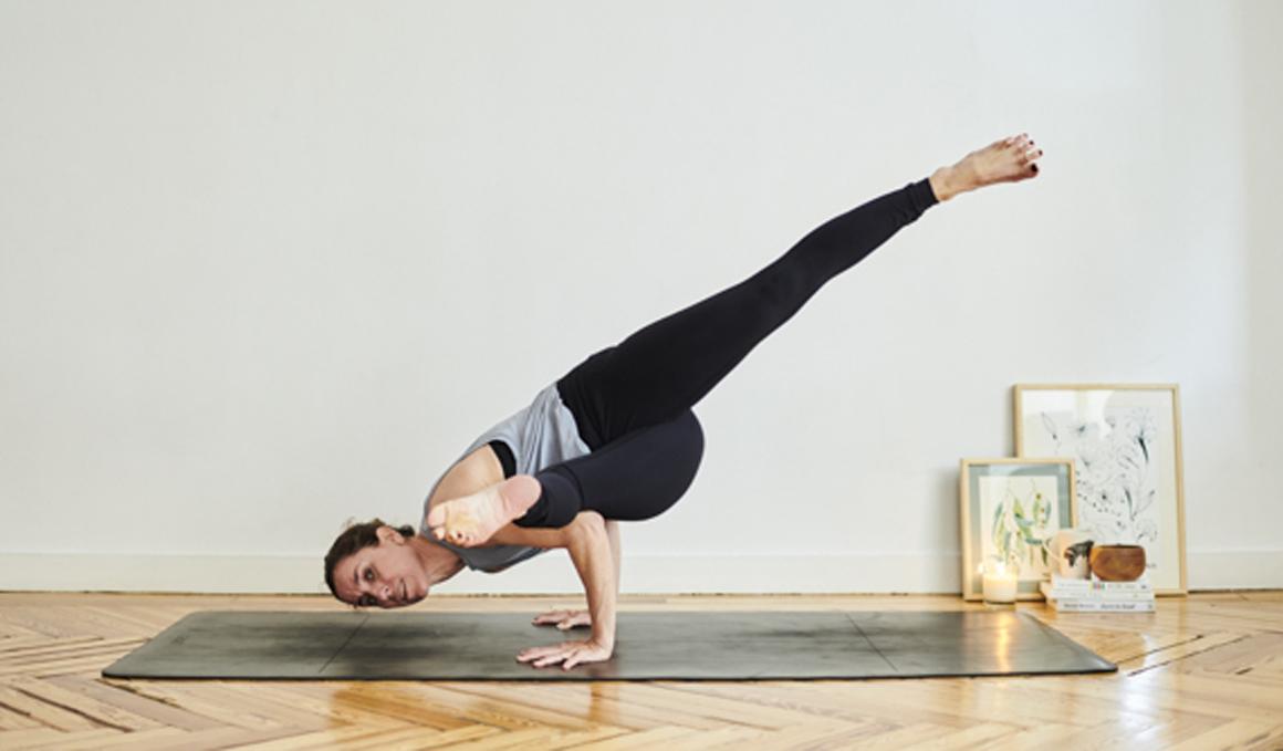 Nuevas clases de yoga virtual en ZUYONLINE
