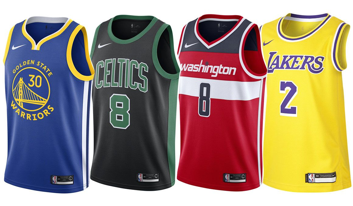 ¡Las camisetas Nike de la NBA en precio mínimo histórico!