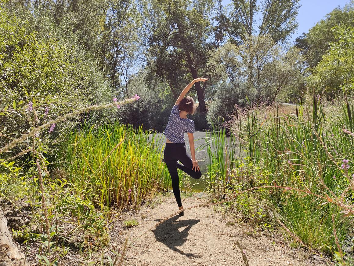 """21 días de Yoga. Programa  """"Renace en el solsticio"""""""