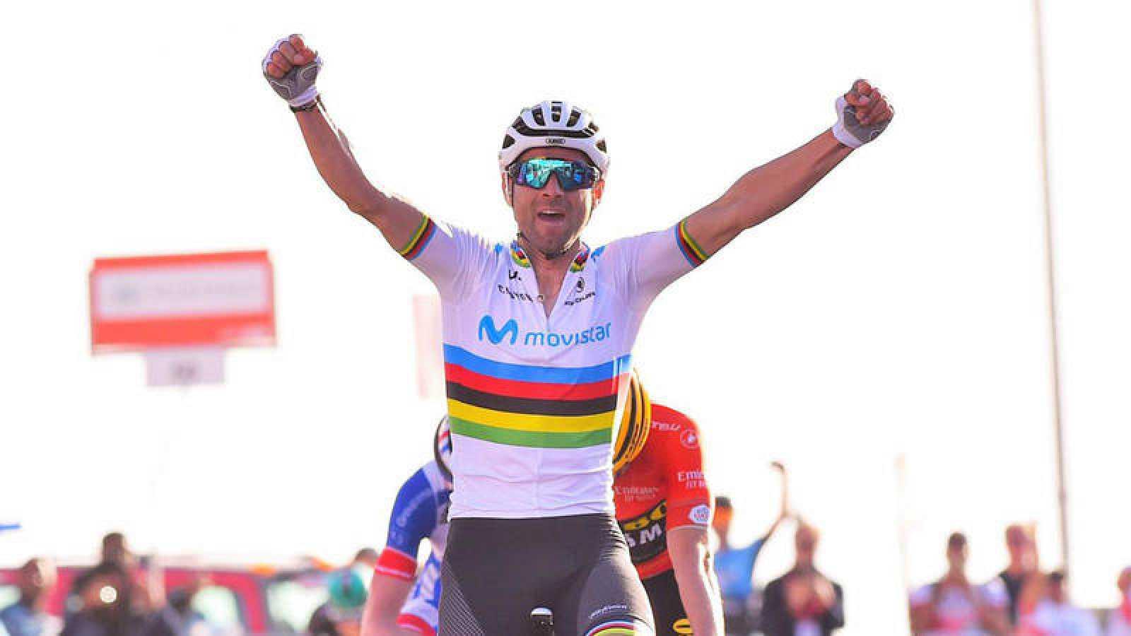 ¿Cómo puede Valverde con 40 años seguir siendo uno de los mejores ciclistas del mundo?