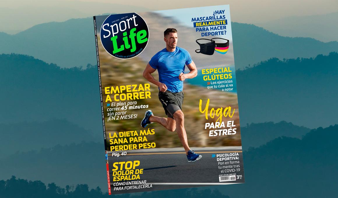 Llega Sport Life de junio para ponerte en forma en tiempo récord
