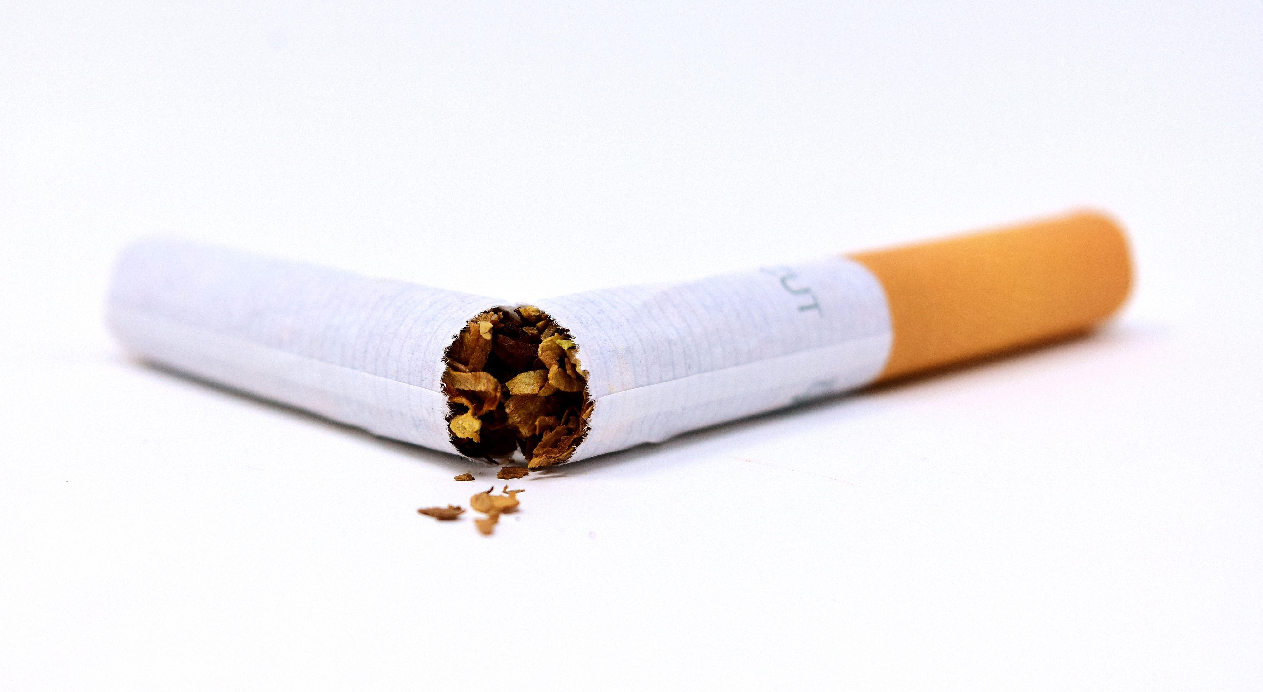 El tabaco es el responsable del 33% de los tumores, de un 22% de las muertes por cáncer y de una forma severa de Covid-19