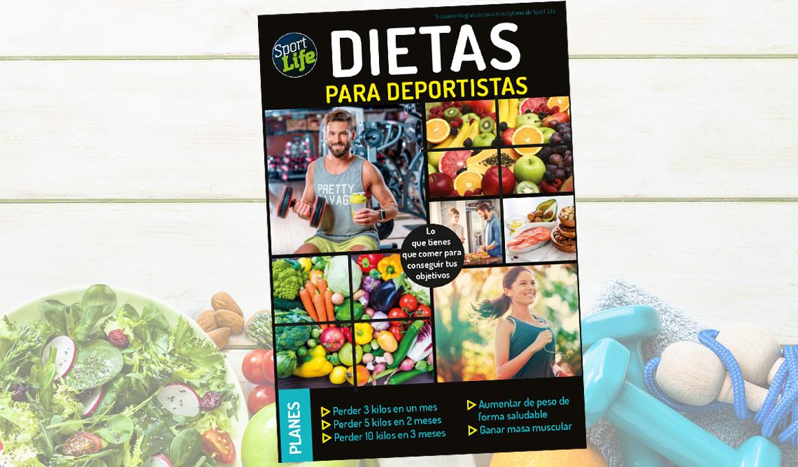 """Consigue GRATIS El libro """"Dietas para deportistas"""""""