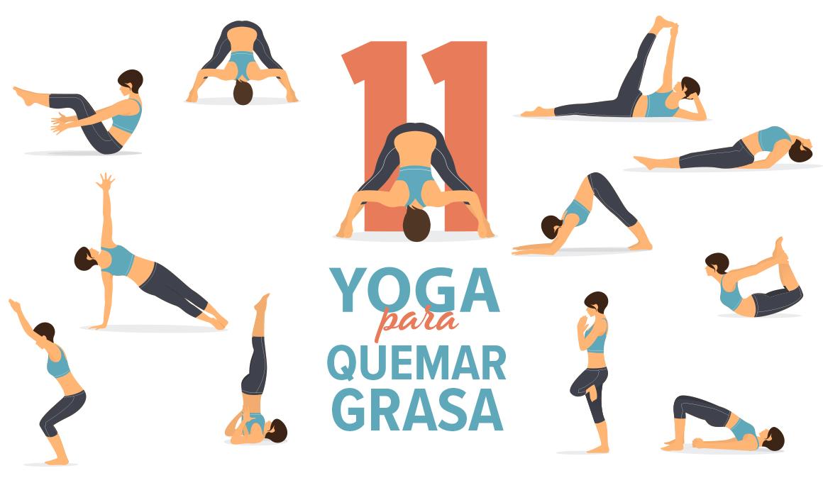 Secuencia de Yoga QuemaGrasas