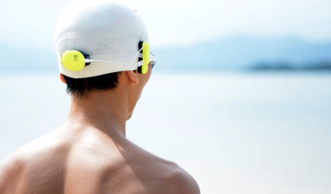 El GPS para nadadores que te guía de viva voz