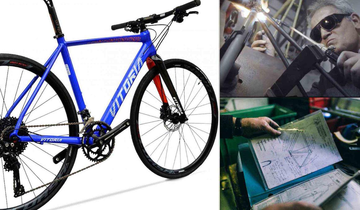Bicicletas urbanas «Vitoria»: ¡artesanía y precisión Made in Spain!