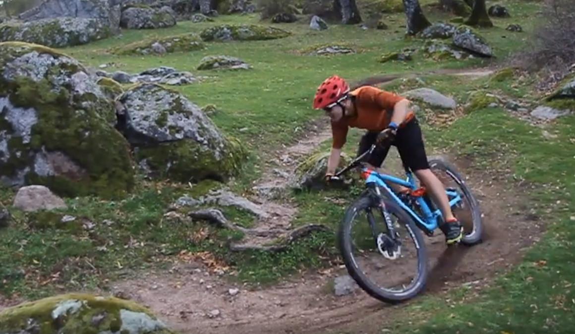 Curso de iniciación al mountain bike en vídeo