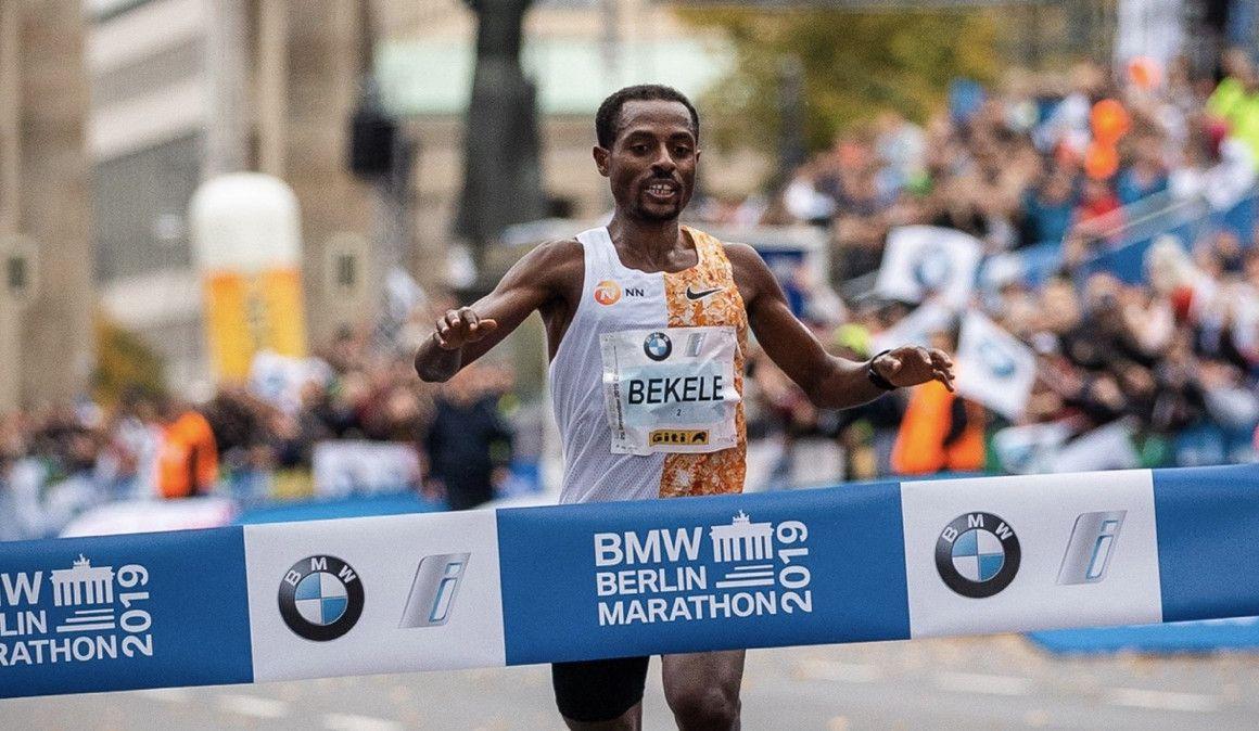 La gran lección que un corredor popular puede sacar de la agenda de entrenamientos de Bekele