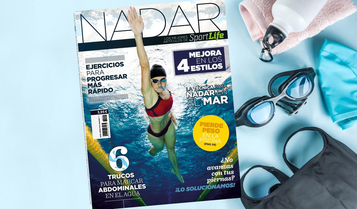 """Descarga GRATIS la edición especial """"Nadar"""""""