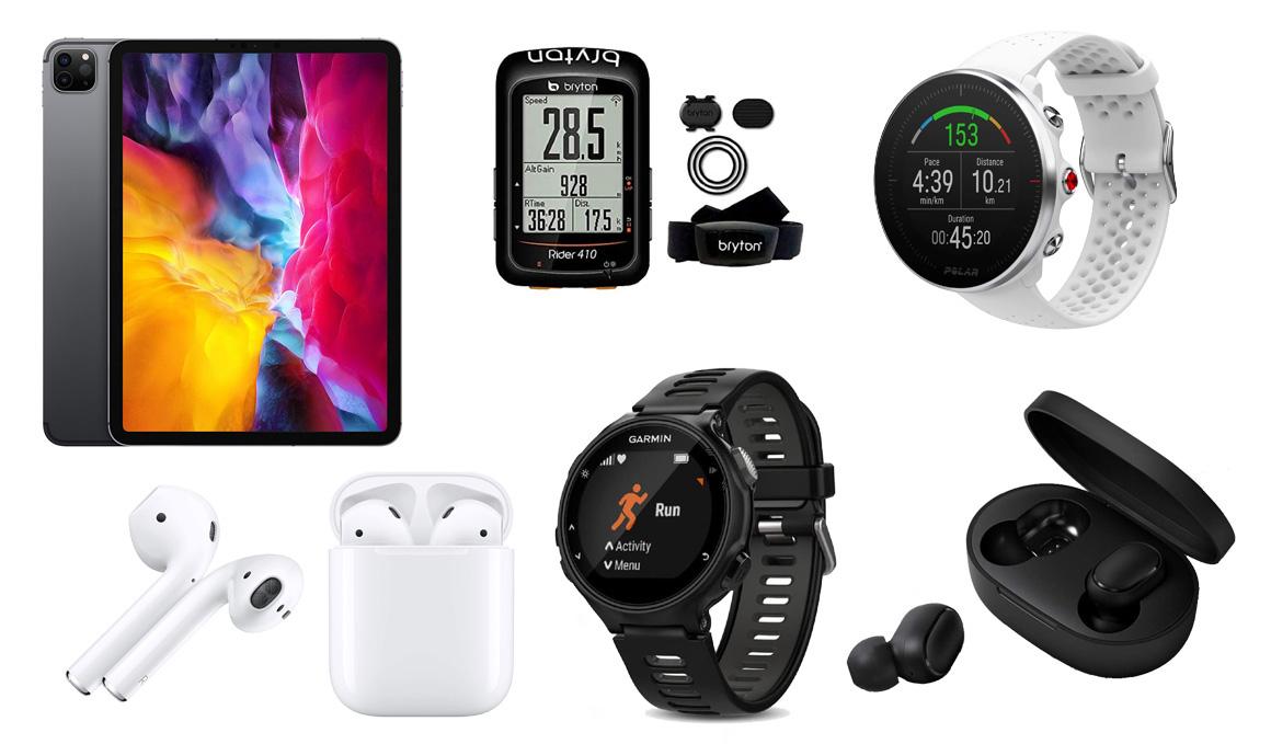 Las 6 mejores ofertas tecno para deportistas en Amazon