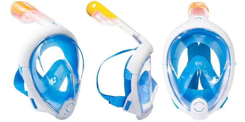 La máscara de snorkel de Decathlon en oferta: ¡ultimas unidades sólo 15 €!