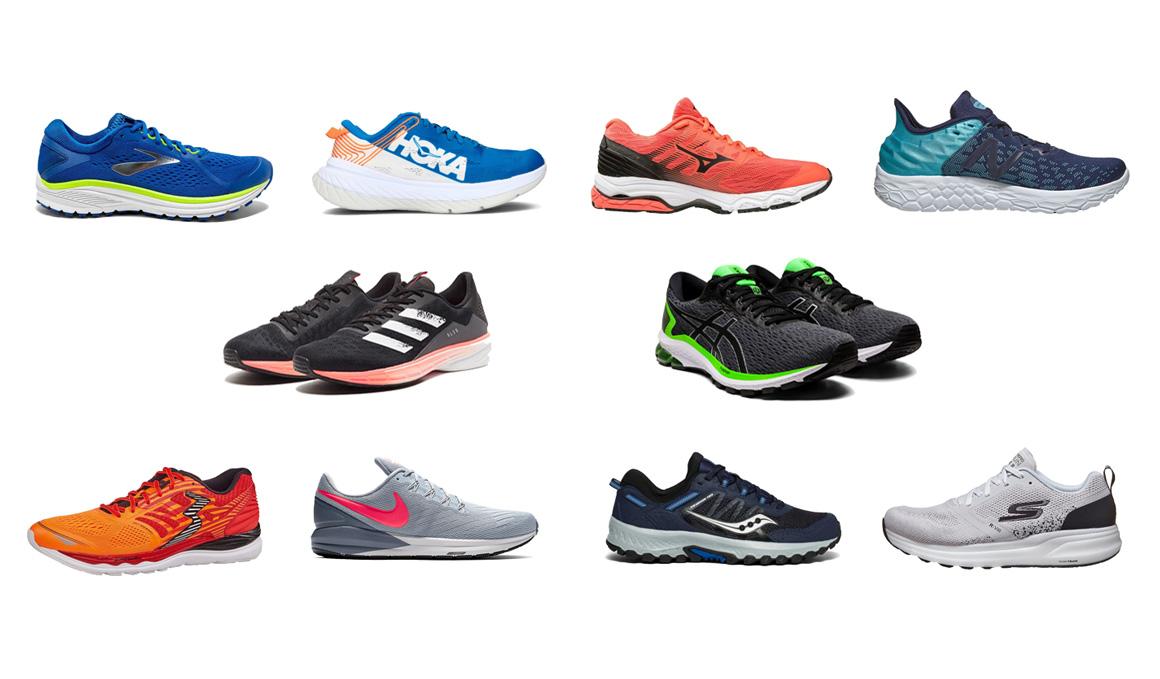 Las 10 zapatillas de correr con mejor relación calidad-precio