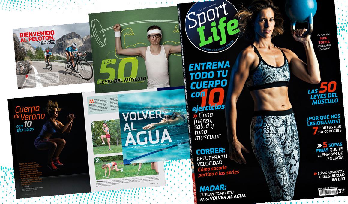 Llega la 1ª edición de Sport Life del verano de 2020