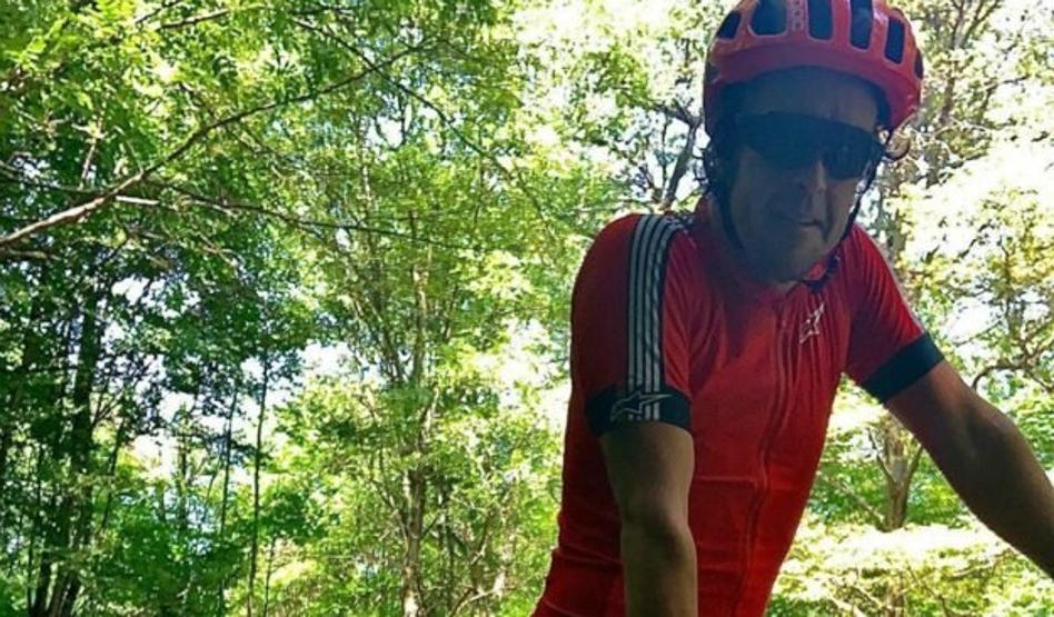 """Fernando Alonso, """"fino"""" como si fuera a correr el Tour de Francia"""
