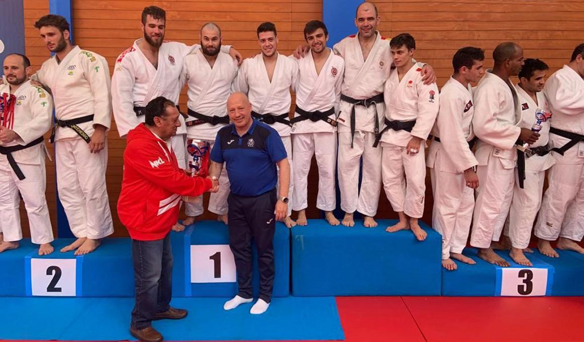 El mejor club español de judo, en peligro por el Covid-19