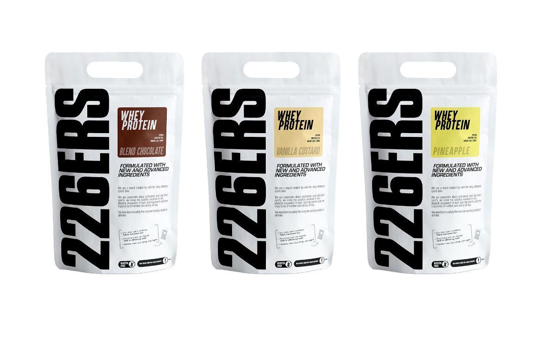La nueva proteína rápida de 226ERS