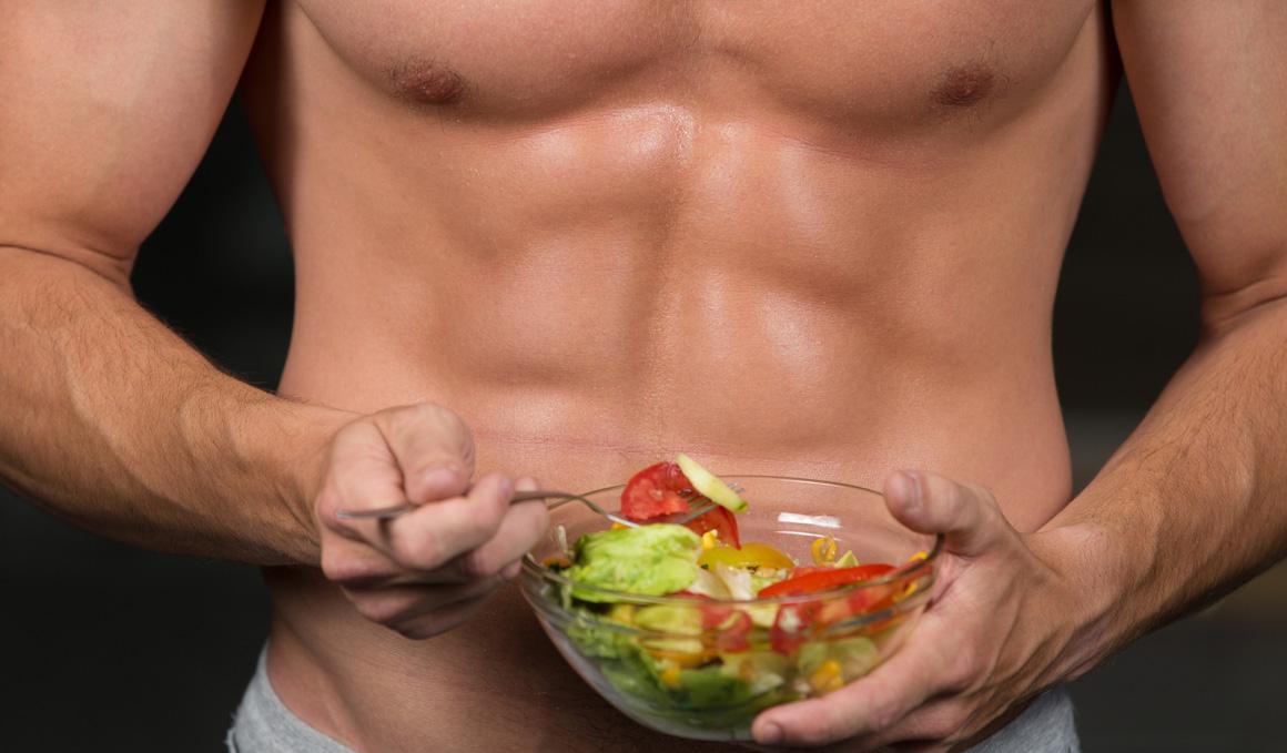 Cómo debemos alimentarnos para definir los abdominales