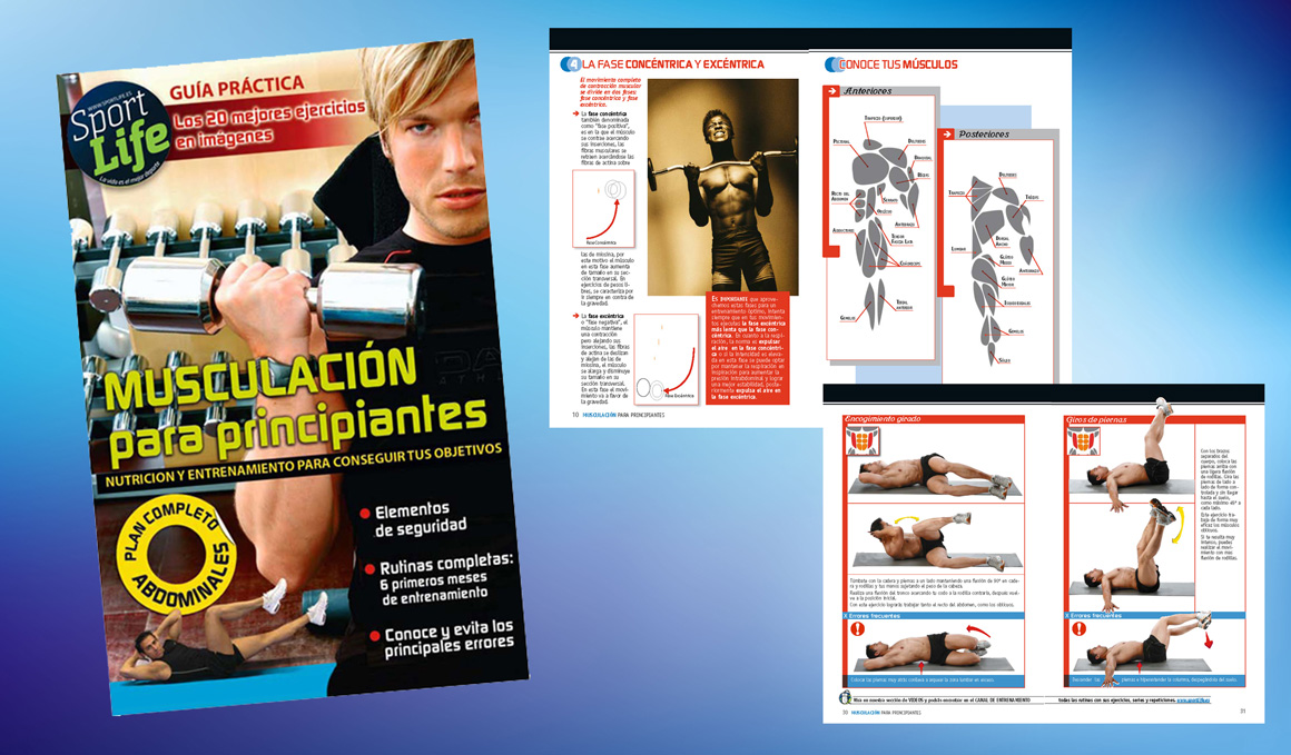 PRÉMIUM: Descárgate gratis la Guía de Musculación para principiantes