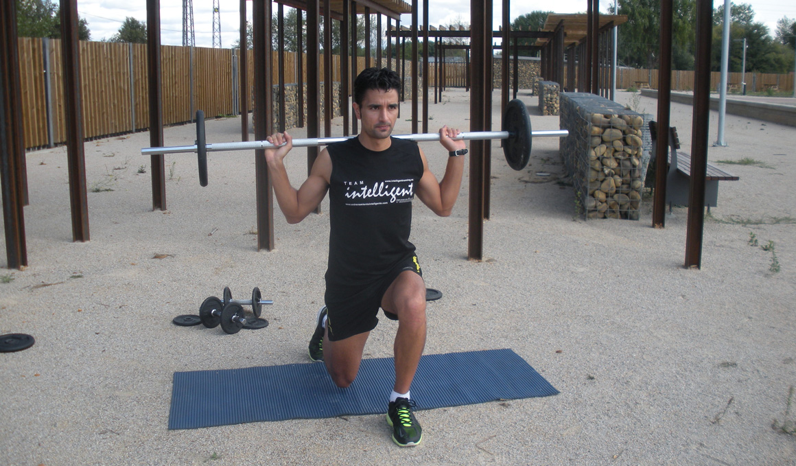 El entrenamiento de fuerza máxima en corredores de fondo
