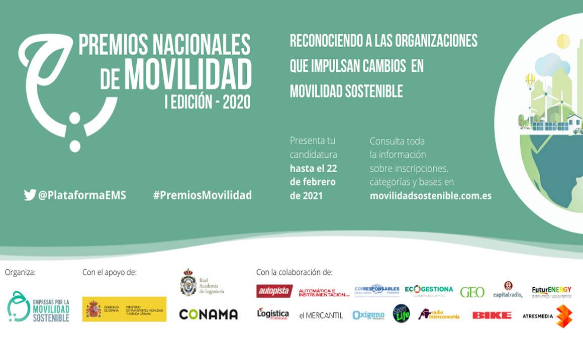 1ª Edición Premios Nacionales de Movilidad