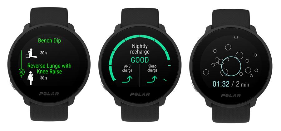 Las 5 claves del Polar Unite, el nuevo reloj de fitness