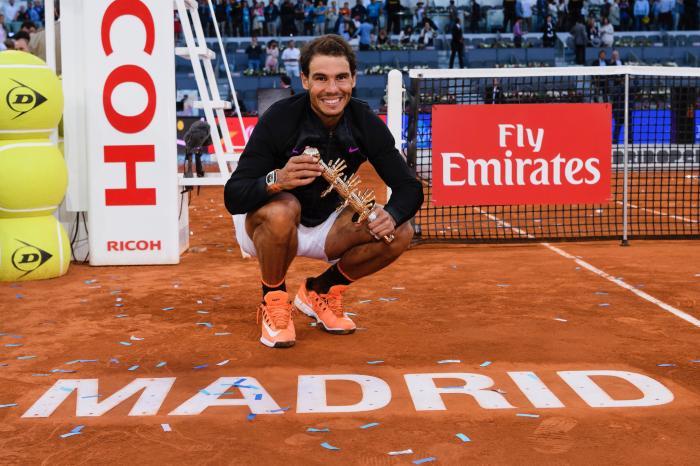 El Masters de Tenis de Madrid al borde de la cancelación defitnitiva
