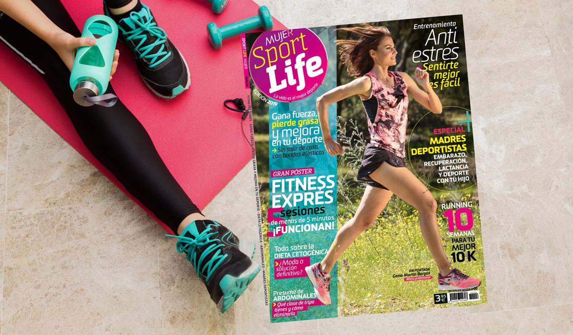 PRÉMIUM: Descarga gratis Sport Life Mujer