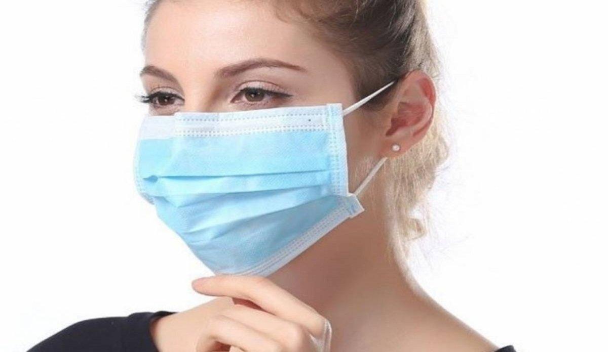 Los médicos recomiendan hacer un parón cada hora en el uso de la mascarilla