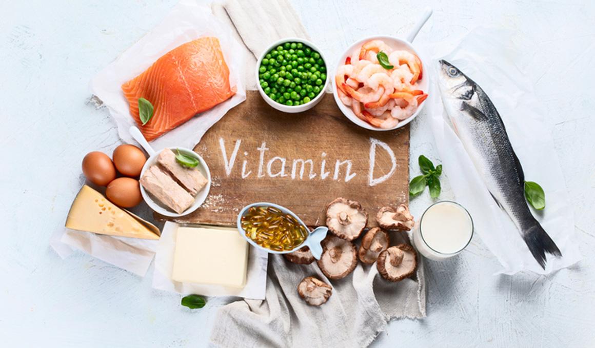 Vitamina D, dónde encontrarla, funciones y síntomas de deficiencia