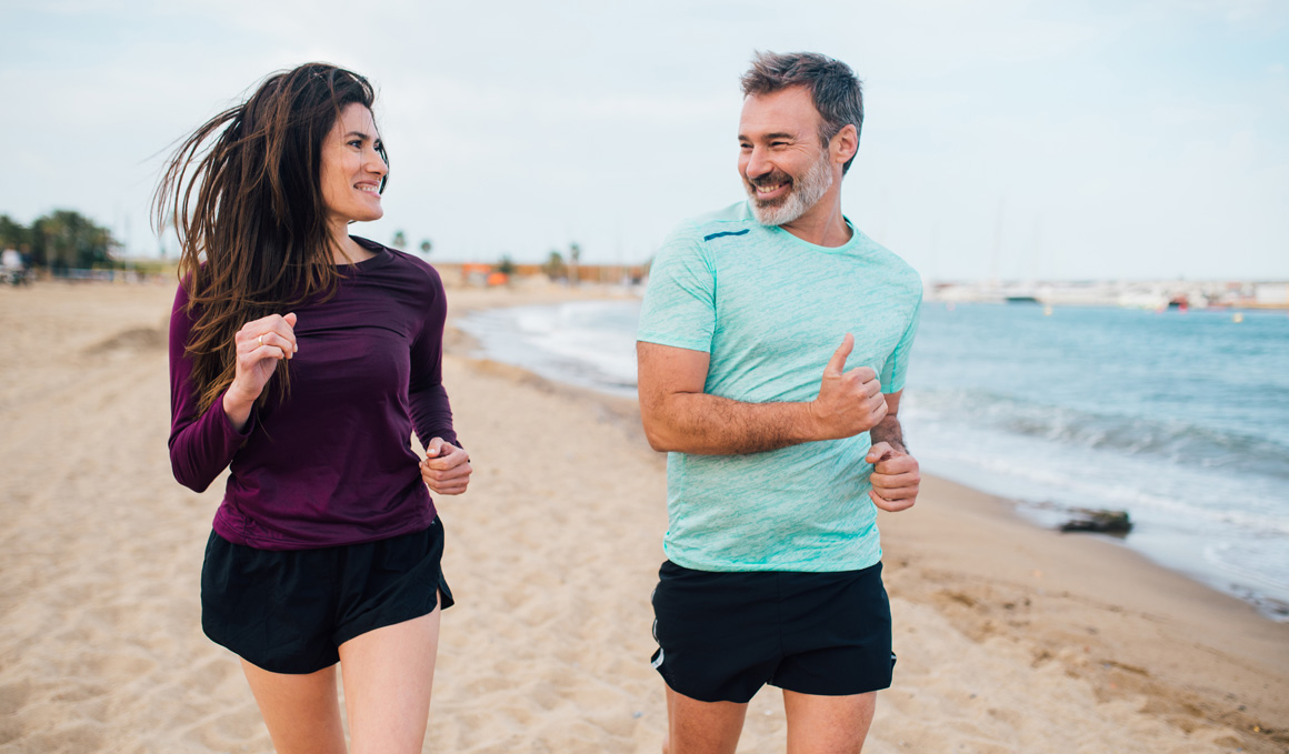 ¿Corres 50 min a la semana? Con sólo ese tiempo ya puedes mejorar tu salud cardiovascular