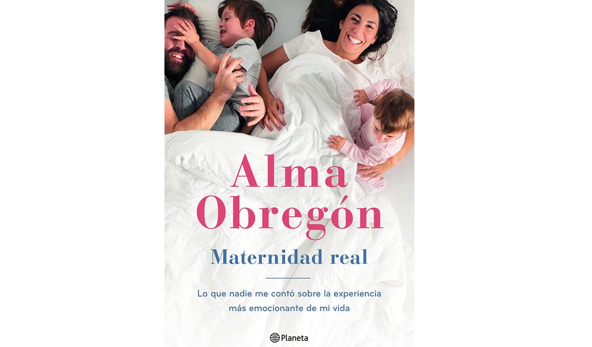 Entrevista a Alma Obregón, autora del libro Maternidad Real
