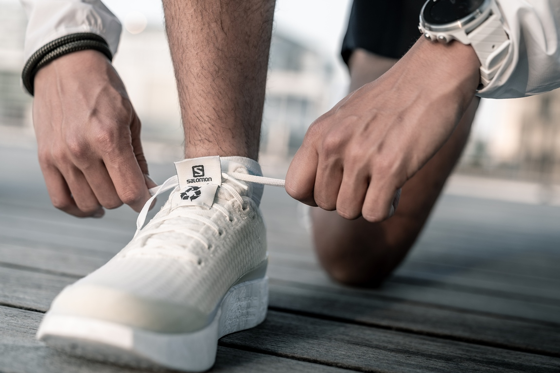 Salomon presenta Index.01, una zapatilla reciclable de running de alto rendimiento