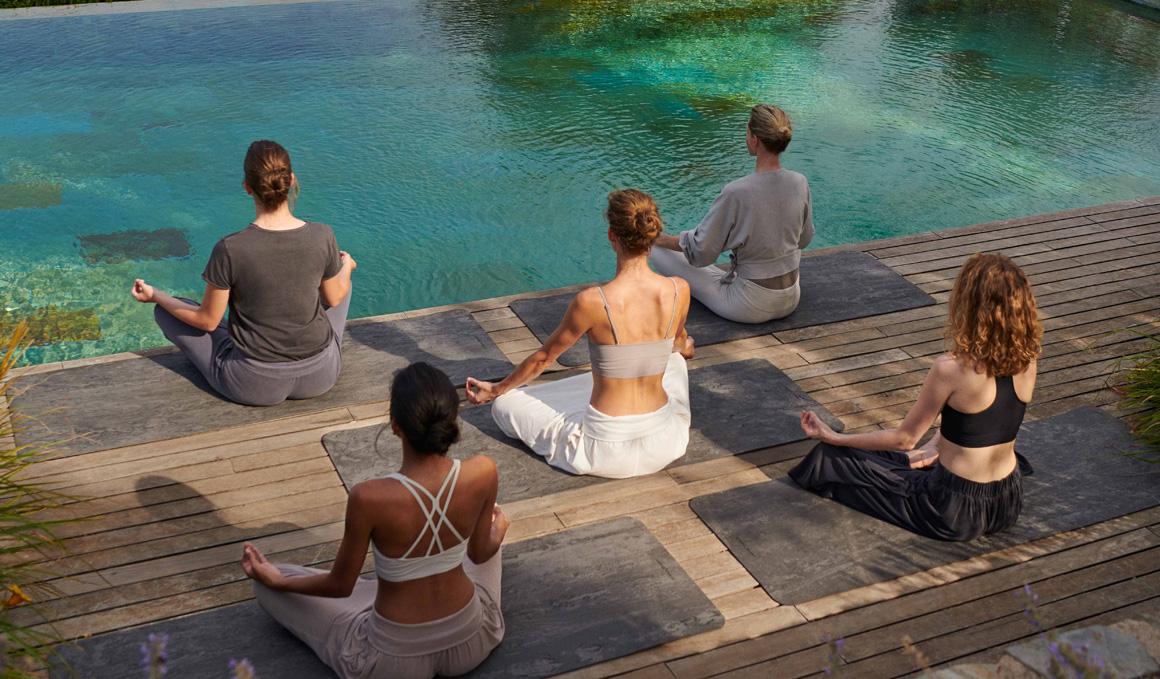 Nueva colección de Oysho Yoga & Meditation AW20