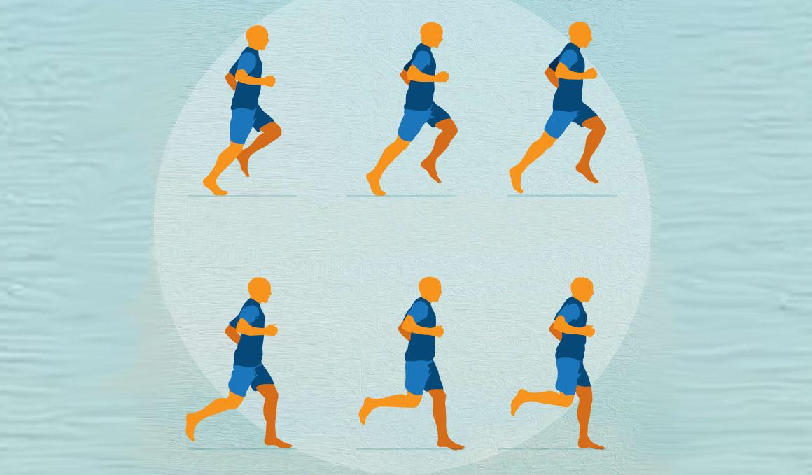 Infografía: la ciencia del running