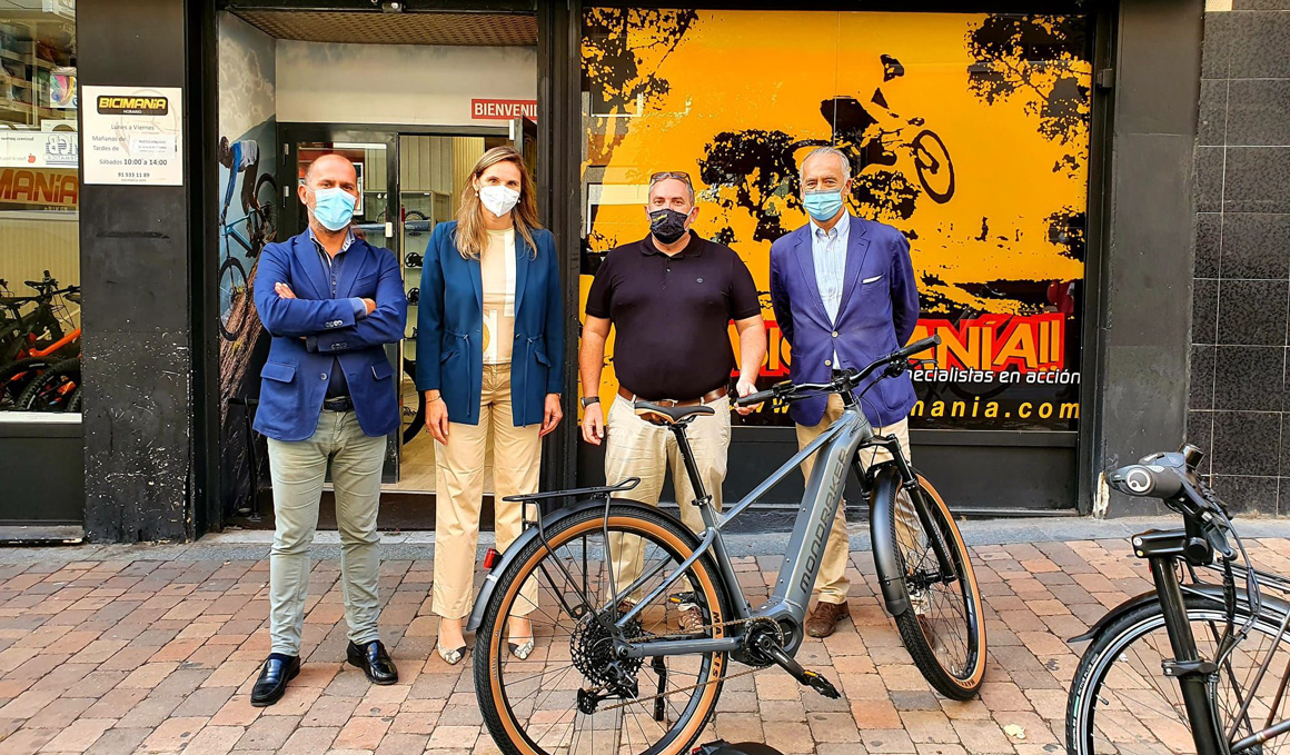 Madrid te da 600 € para tu próxima bici eléctrica