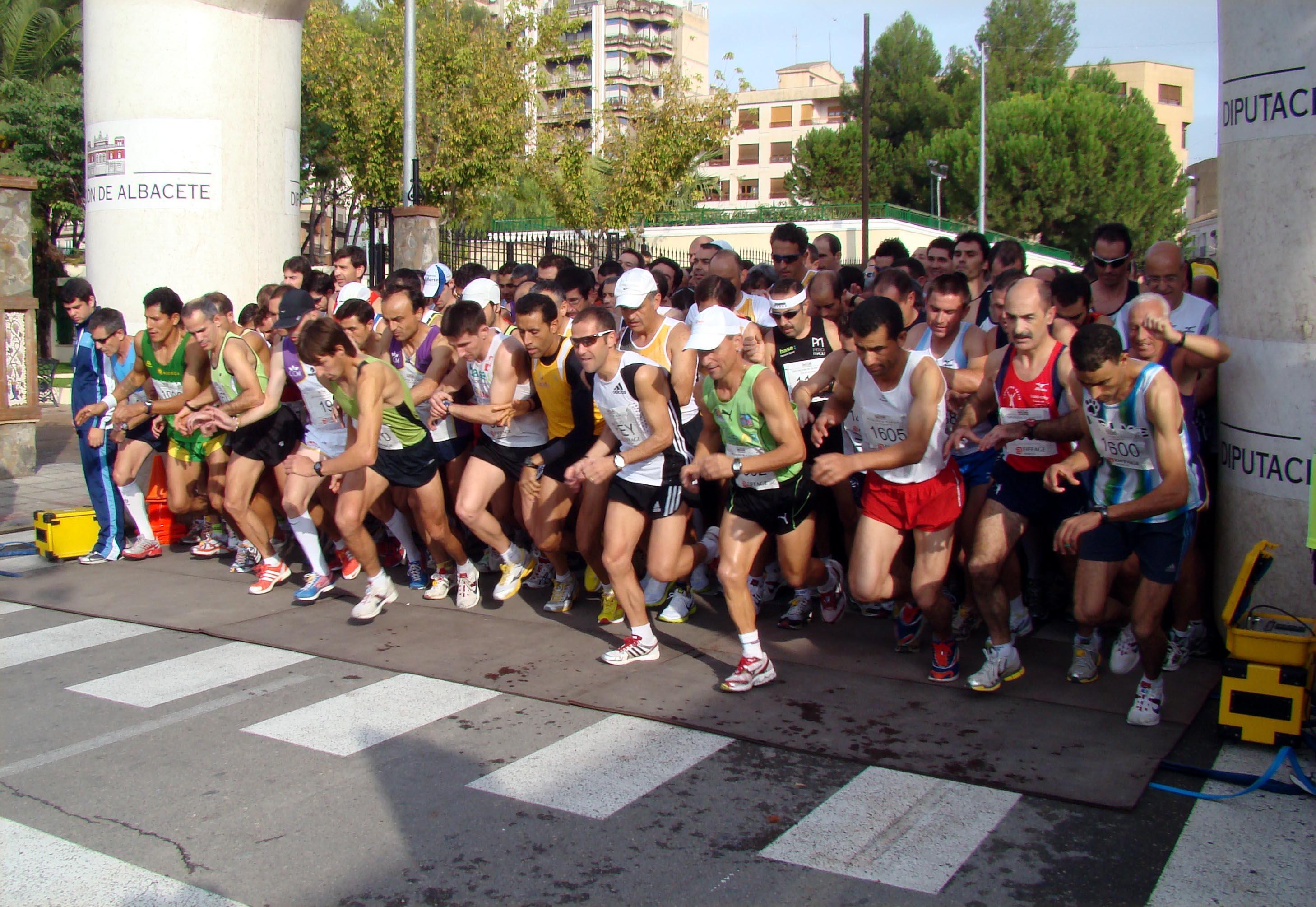 ¿De dónde viene la energía para un maratón?