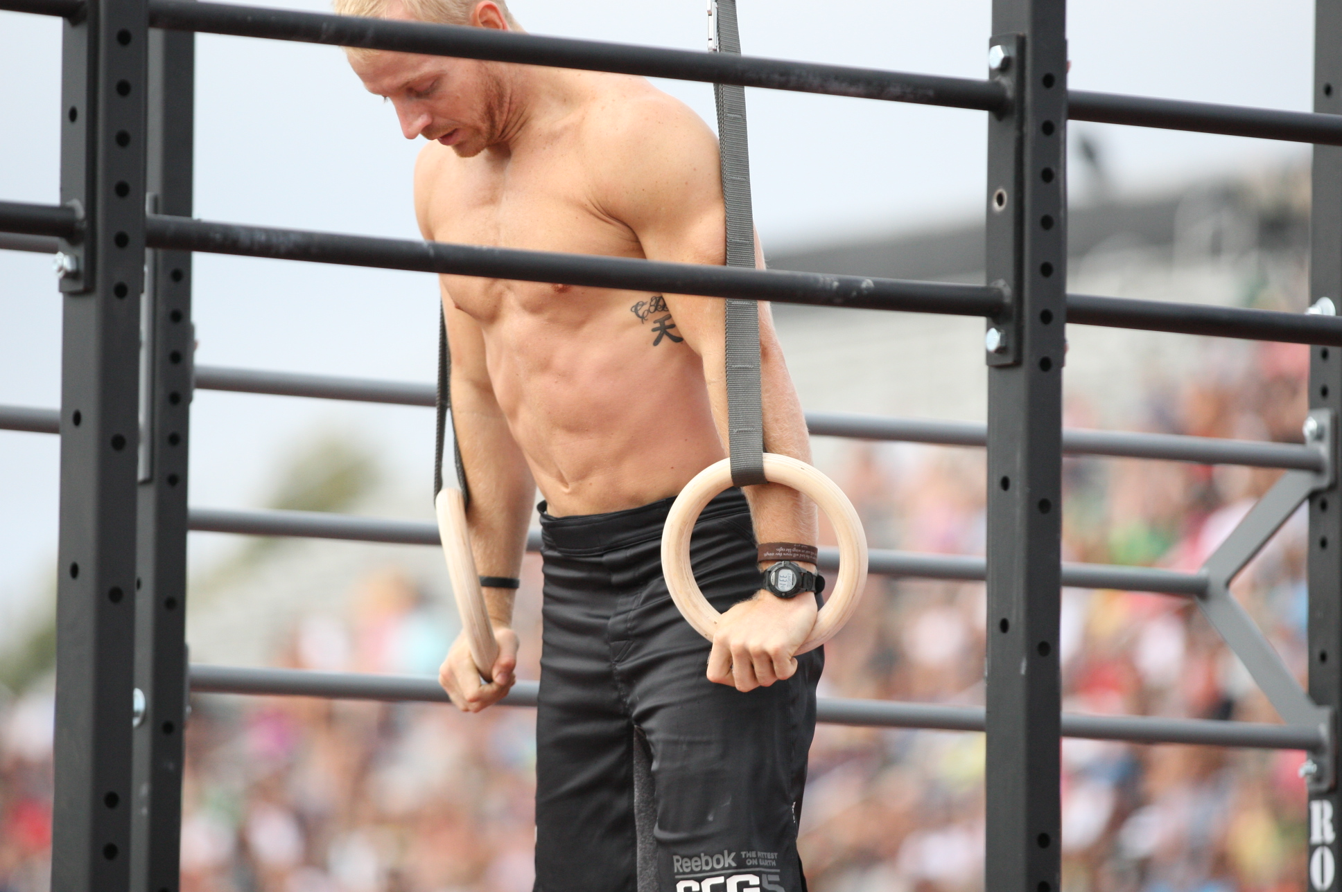 Crossfit: el deporte del Fitness