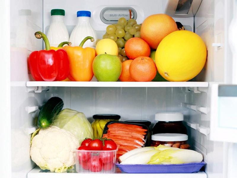 ¿Sabes cuánto puedes conservar los alimentos en la nevera?